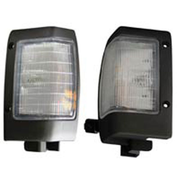 MEDIA LUZ NISSAN PICK-UP D21 90-95 (NEGRO) DEPO